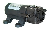 Manual demand single fixture pump